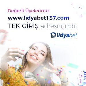 lidyabet137 lidyabetgirisadresi.com